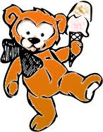 free teddy bear clip art