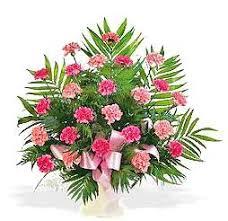 carnation flower arrangements