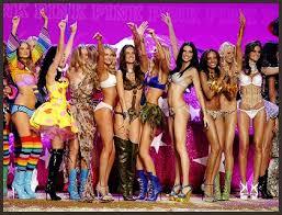 colorful, fashion show,