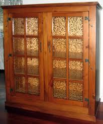 antique china closets