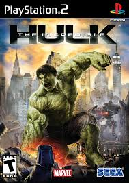 the incredible hulk ps2 game