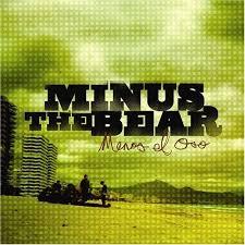 minus the bear menos el oso