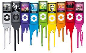 colors ipod
