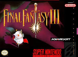 final fantasy iii super nintendo