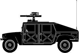 current military vehicles