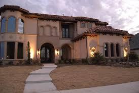 outside house lighting