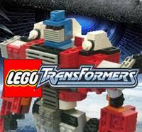 lego transformers game