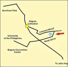camp john hay map