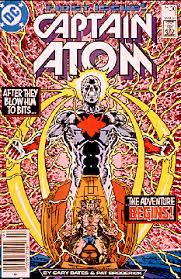 captain atom comics