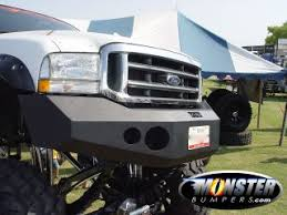 f250 bumpers