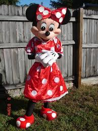 mini mouse character