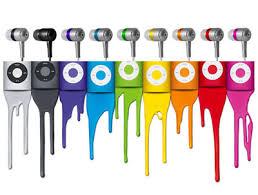 color ipod