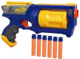 nerf gun 2009