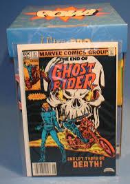ghost rider marvel comic