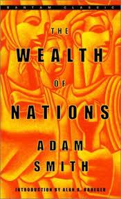 adam smith books