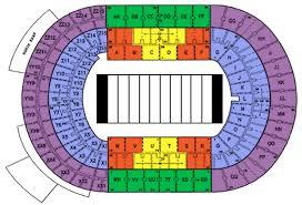 neyland stadium seating chart