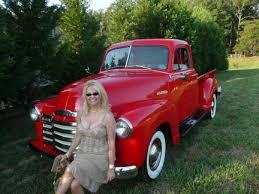 1952 chevrolet pickup truck