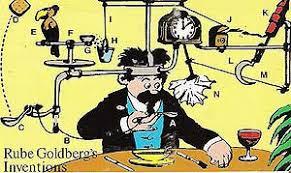 goldberg inventions
