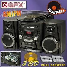 gpx stereos