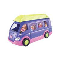 polly pocket party bus