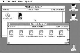 macintosh interface