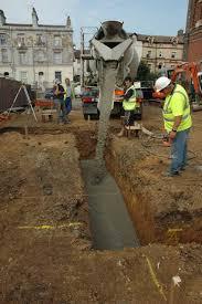 foundation concrete