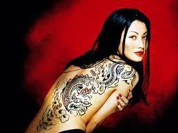 dragon tattoos pic