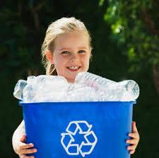 kids helping environment