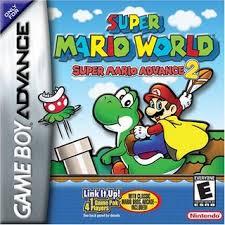 gameboy advanced mario