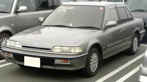 1989 honda civic lx