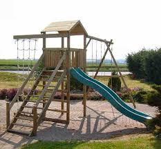 childs climbing frame