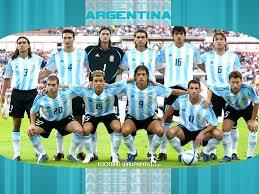 equipo de futbol argentina
