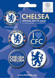 chelsea football badges