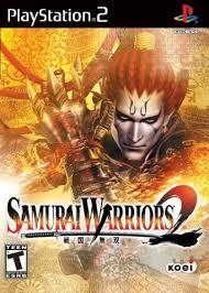samurai warriors ps2
