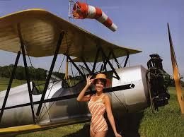airplane girls
