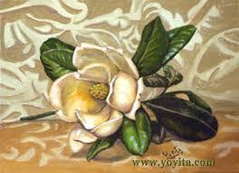 magnolia artwork