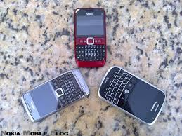 nokia e63 blackberry