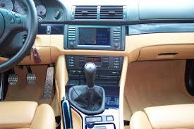 bmw e39 interior trim