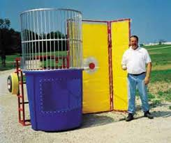 dunking booths