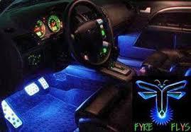 lights in car