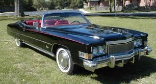 1974 cadillac convertible
