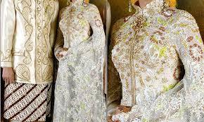 baju pengantin sunda