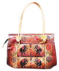indian leather bags