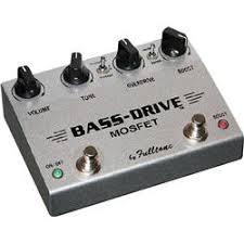 overdrive bass