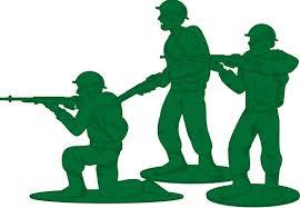 clip art soldiers
