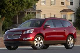 2007 chevy traverse