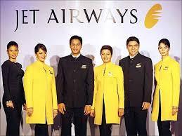 jet airways uniform