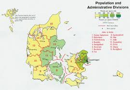 denmark population density