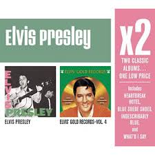 Elvis Presley - Elvis Gold Records Volume 4