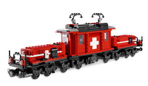 lego factory train